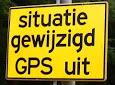 GPS uit
