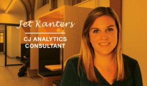 Jet Kanters, CJ Analytics Consultant